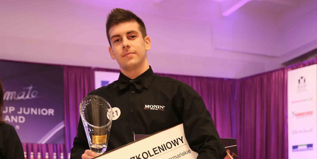 Finalista MONIN Cup Junior Maciej Dudek