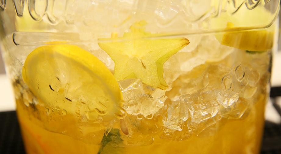 Receptury na słoje z lemoniadą